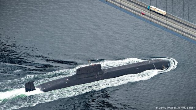 ۵ زیردریایی برتر که جهان را ظرف ۳۰ دقیقه نابود میکنند