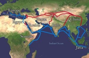 اتحاد بی سابقه آمریکا، روسیه و هند برای متوقف کردن طرح جاده ابریشم