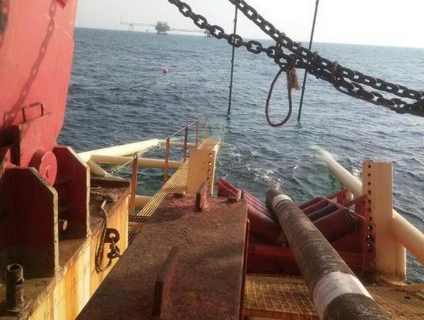 استقرار نخستین پروژه جامع مدیریت یکپارچگی خطوط لوله دریایی صنعت نفت و گاز ایران در شرکت نفت فلات قاره