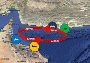 مکران، نقطه استراتژیک توان منطقهای ایران