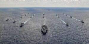 ناوگان نظامی نیروی دریایی ایالات متحده آمریکا
