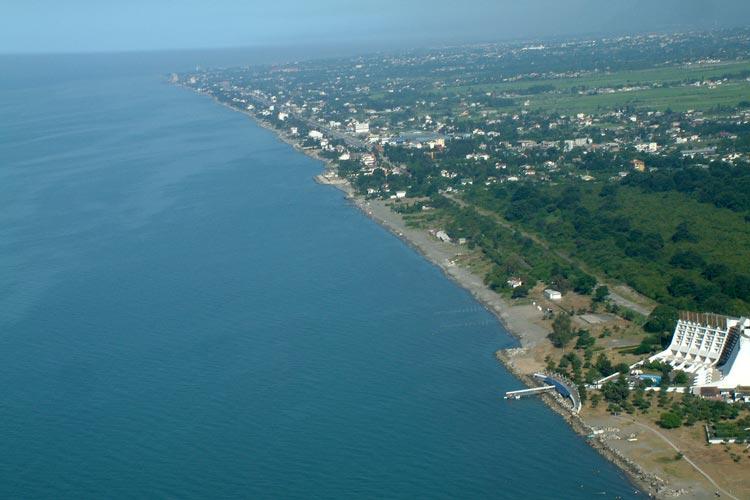 تغییرات خط ساحلی دریای کاسپین با دادههای ماهوارهای بررسی شد