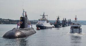 استقرار زیردریاییهای پیشرفته روسی در شرق مدیترانه
