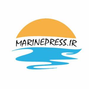 MarinePress Logo - لوگو مارین پرس