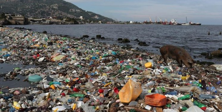 آلودگی پلاستیکی اقیانوس و دریاها