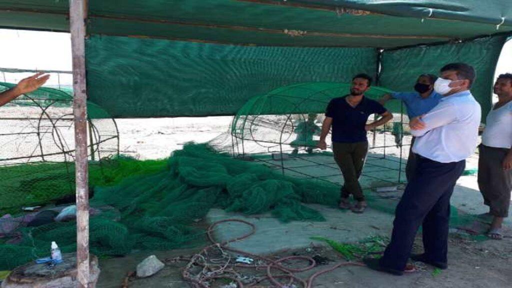 آموزش الزامهای زیست محیطی به صیادان بوشهری