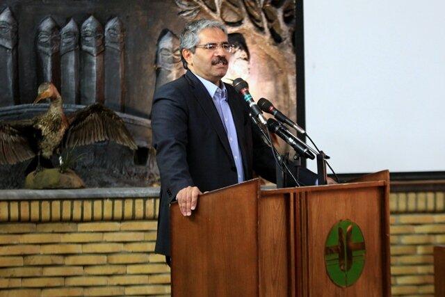 احمد لاهیجانزاده معاون دریایی سازمان حفاظت از محیط زیست