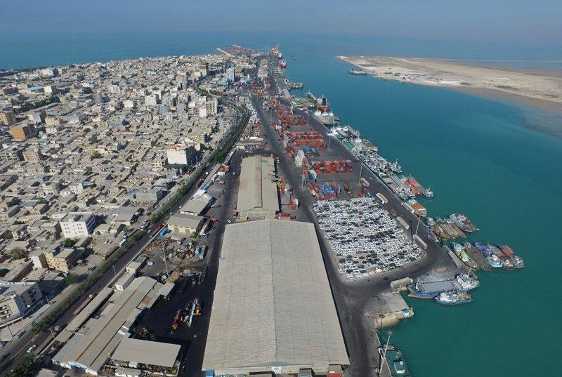 اسکله بندر بوشهر