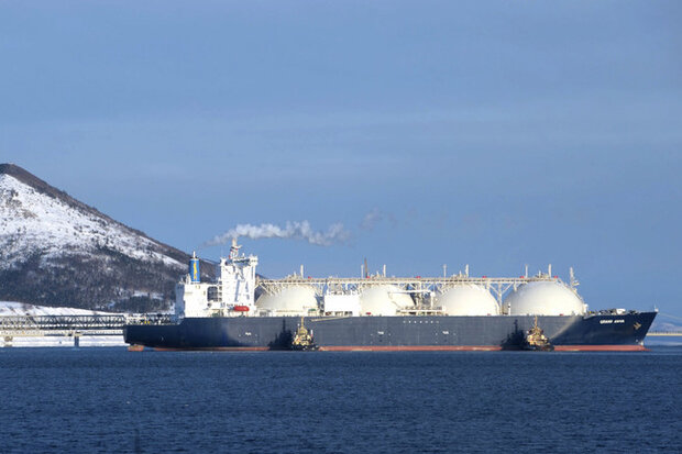 رسیدن اولین محموله کشتی الانجی روسیه از مسیر قطب به ژاپن
