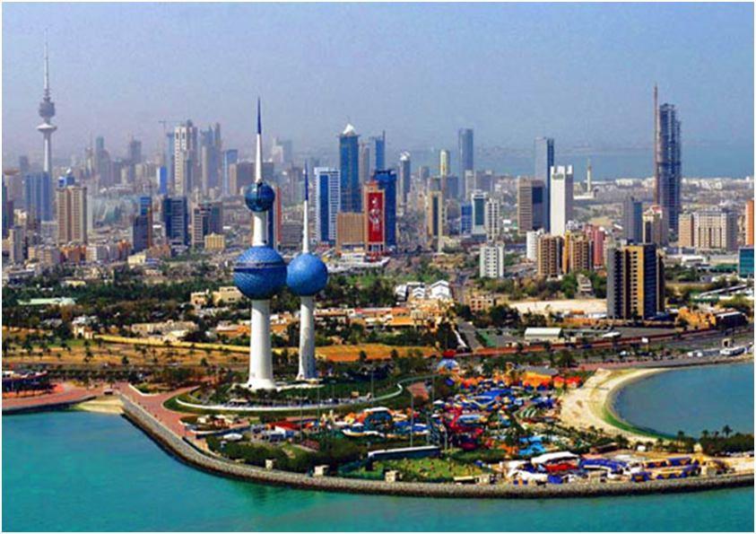 برجهای سه قلو و سهگانه کویت