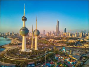 برج-هاي-سه-گانه-کويت-Kuwait-Towers-