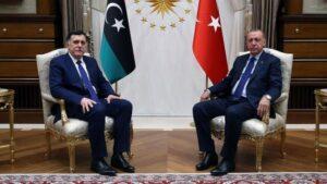 توافقنامه دریایی ترکیه و لیبی