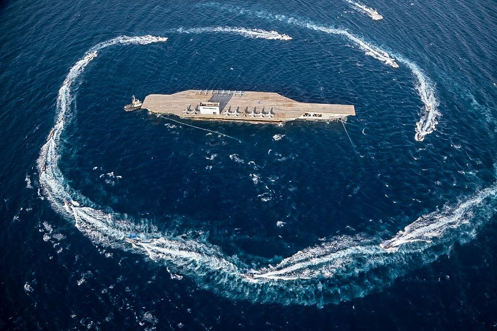رزمایش دریایی پیامبر اعظم 14 سپاه