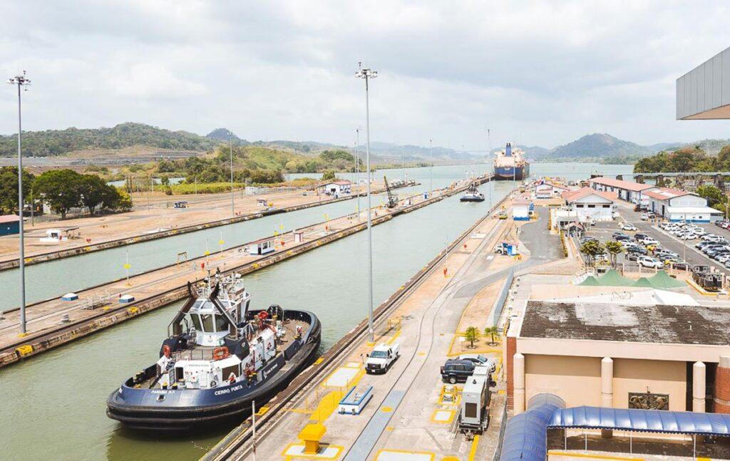 سد سلولی Panama Canal