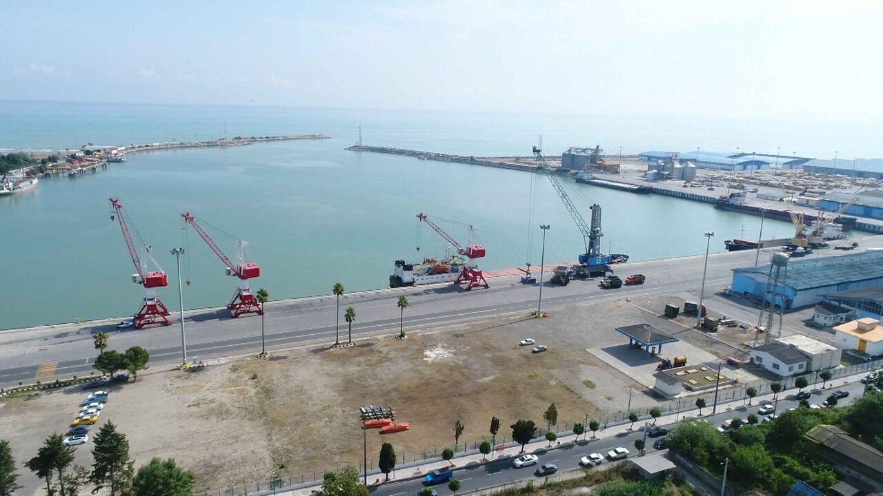 سرمایه گذاری ۲۰۶ میلیارد تومانی دولت در ۲ بندر مازندران