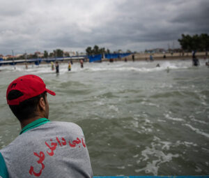 سواحل مازندران تحت پوشش طرح GIS سازمان غریق نجات
