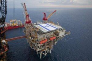 سکوهای گازی دریایی اسرائیل
