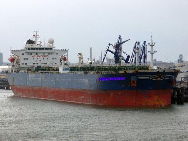 صادرات نفت روسیه به آمریکا توسط نفتکش