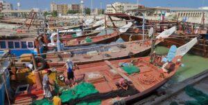 صید سنتی صیادان بومی خلیجفارس و آبهای جنوب