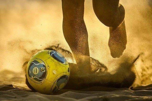 فوتبال ساحلی در سواحل ایران