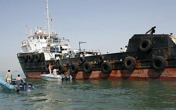 کشف ۷۰۰۰ لیتر سوخت قاچاق در خلیجفارس