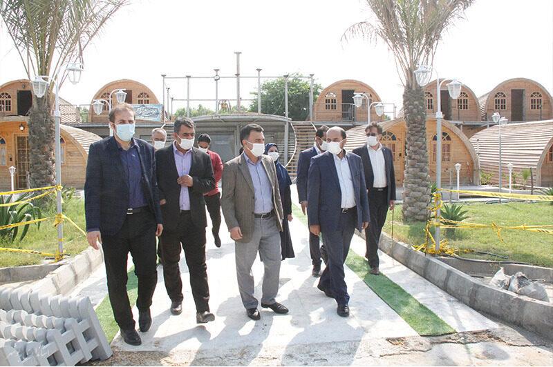تکمیل پروژههای گردشگری ساحلی و دریایی استان بوشهر تسریع شود