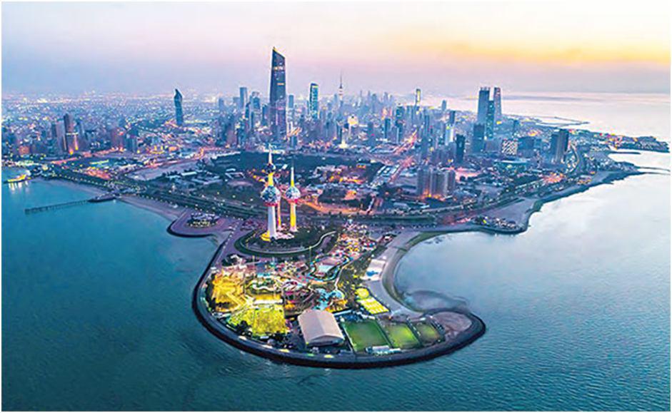 منطقه-دریایی-اطراف-برجهای-کویت؛-يک-منطقه-تفريحي-خاص-و-مدرن