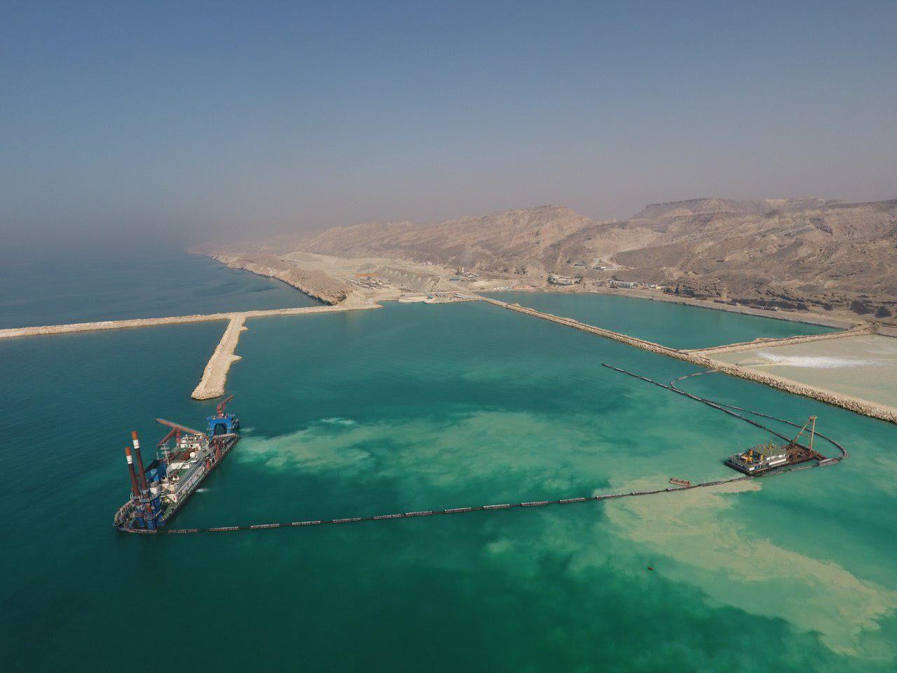 حریم دریا در منطقه ویژه پارسیان رعایت شده است