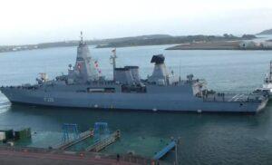 ناوچه هامبورگ نیروی دریایی آلمان
