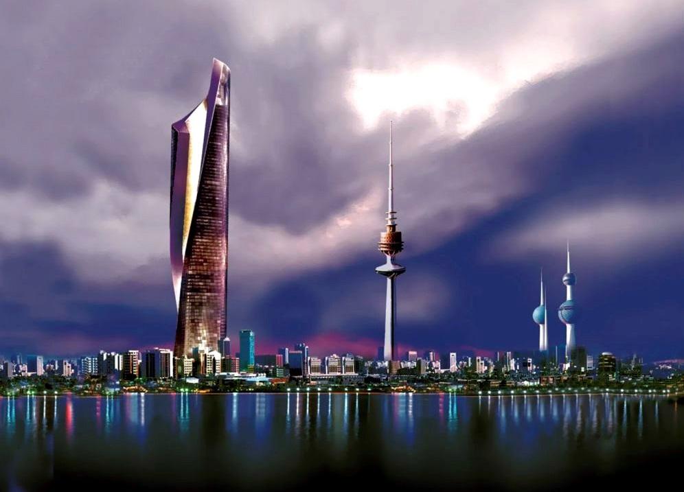 نمادهای شهر بندری و ساحلی کویت