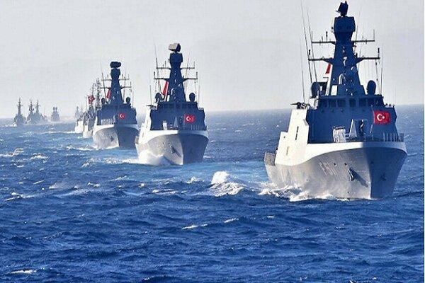 نیروی دریایی ترکیه
