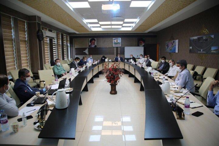 ورود پساب به دریا -منطقه ویژه اقتصادی خلیج فارس