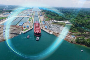 کانال پاناما آبراه حیاتی بین اقیانوس اطلس و اقیانوس آرام