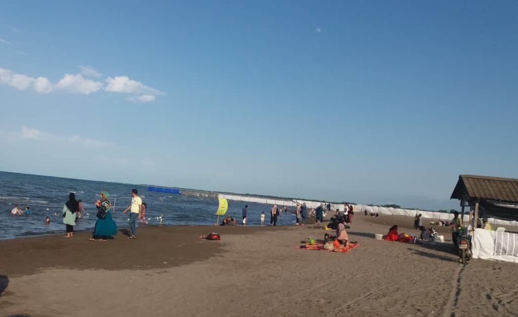 کرونا بلای جان طرح سالمسازی سواحل گیلان