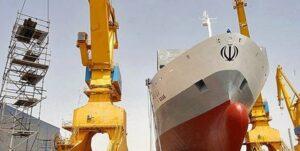 کشتی ایران اراک ساخت داخل در کشتی سازی ایزوایکو