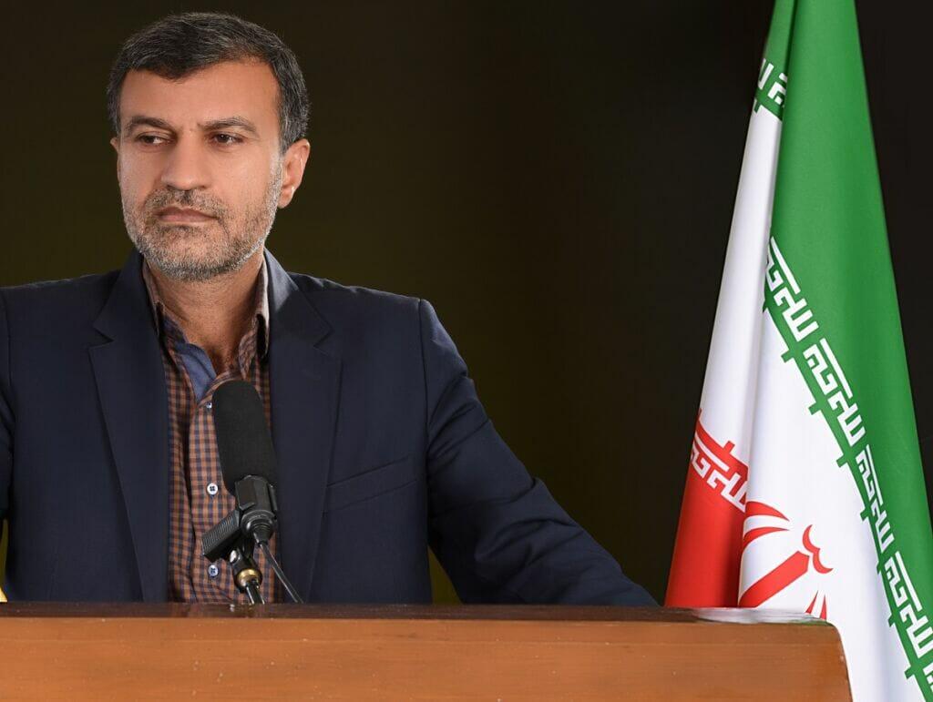 احمد مرادی نماینده بندرعباس قشم در مجلس شورای اسلامی