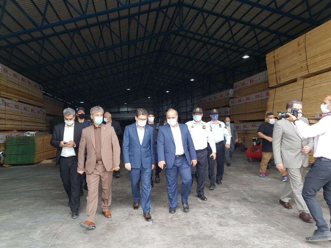 ساخت مسیر ارتباطی بندر نوشهر به بندر خشک هفته دولت آغاز میشود