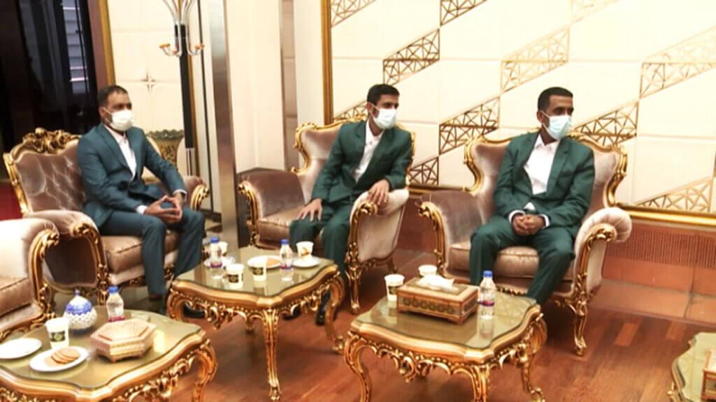 بازگشت سه صیاد بلوچ گروگان گرفته شده توسط دزدان دریایی سومالی