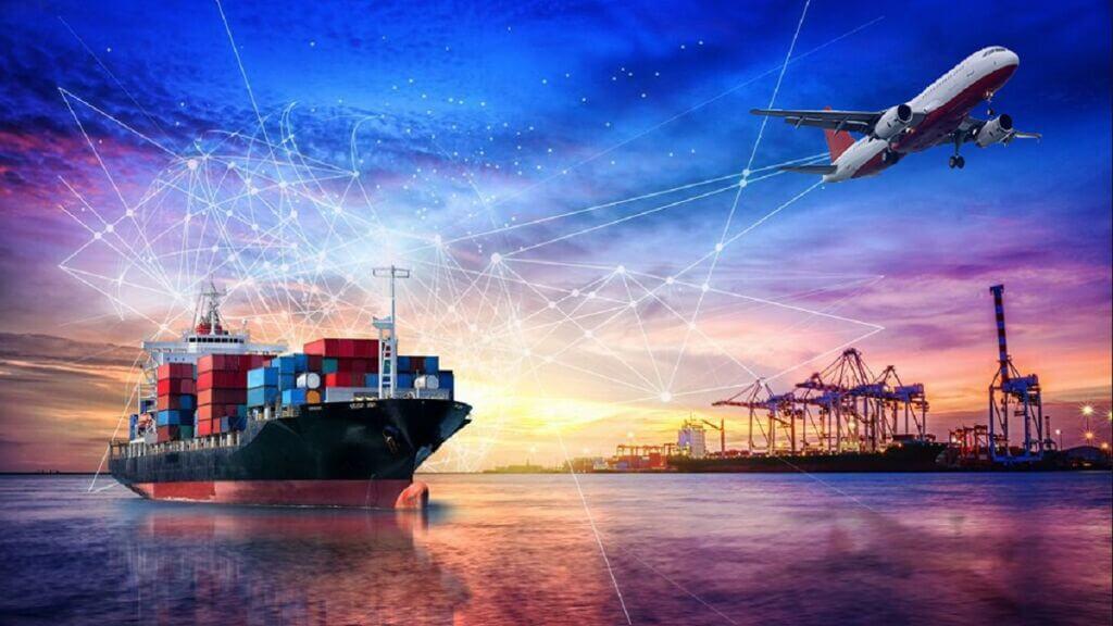 بلاک چین در صنایع دریایی و کشتیرانی و حمل و نقل