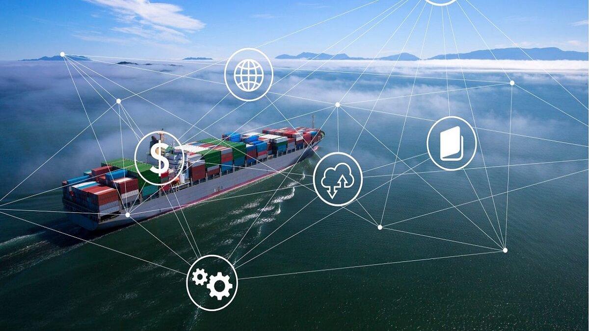 بلاک چین در صنایع دریایی و کشتیرانی