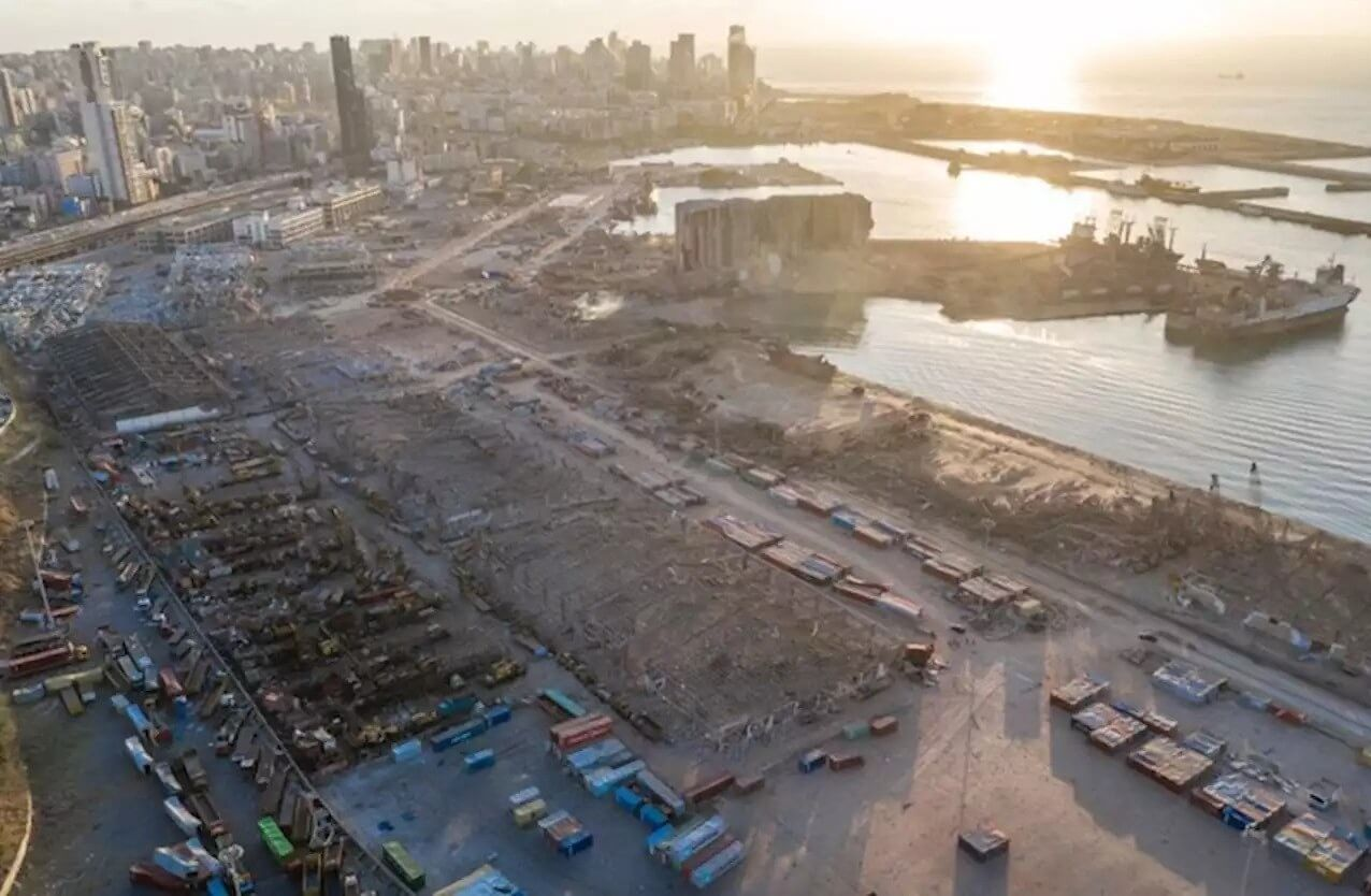 کشف محمولههای خطرناک دیگر در بندر بیروت