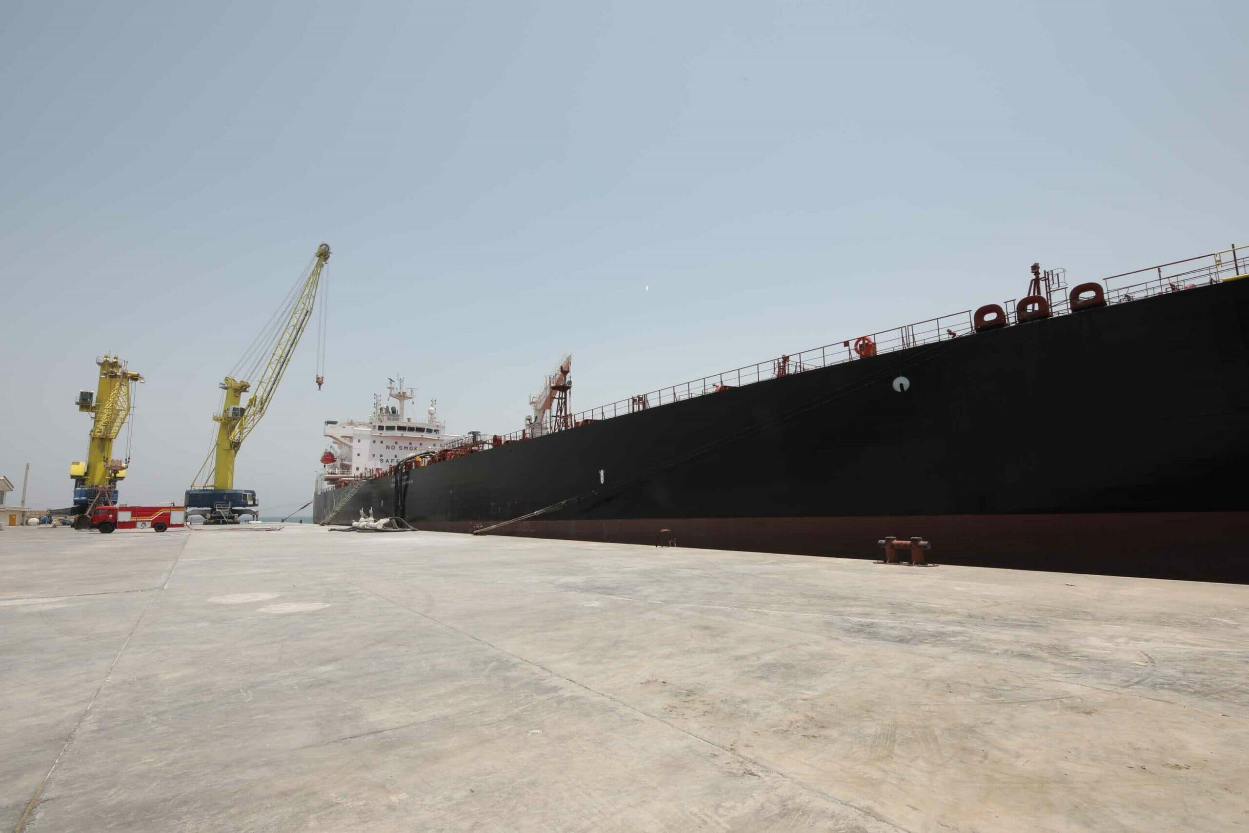 رونق صادرات مواد معدنی در بزرگترین بندر اقیانوسی کشور