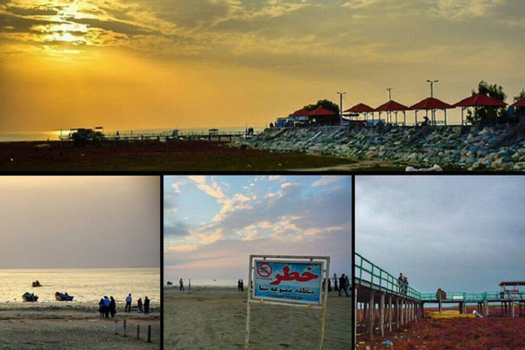 ساحل خلیج گرگان