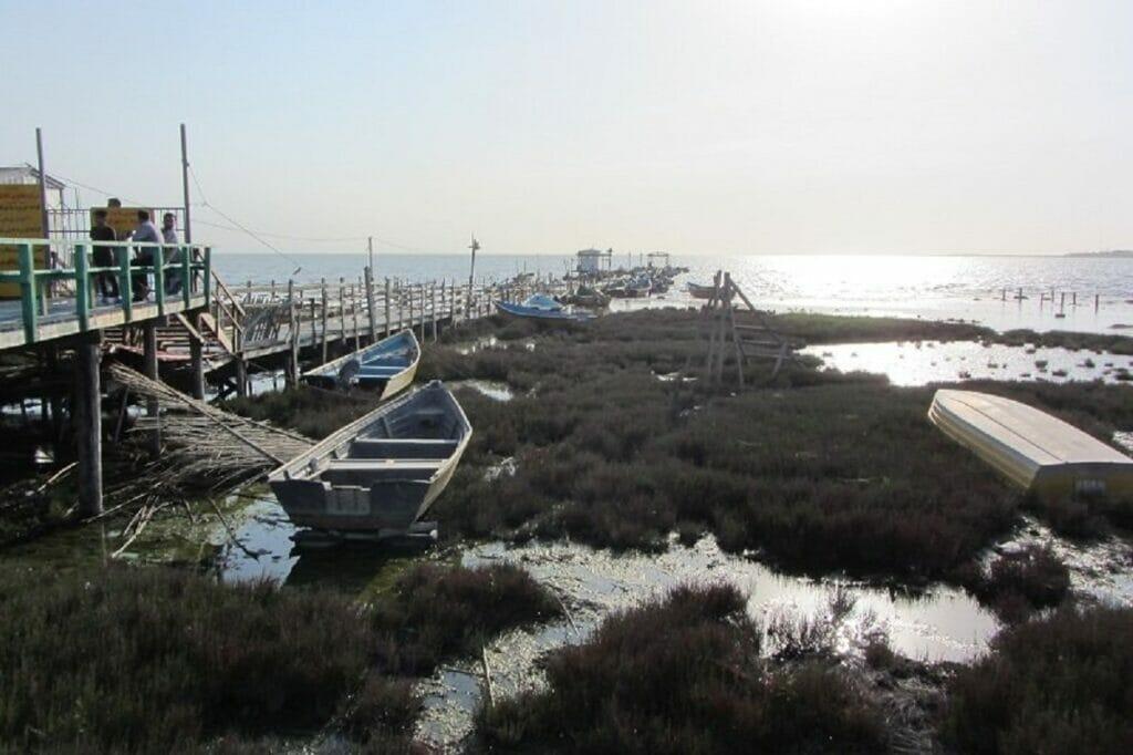 پهنه آبی خلیج گرگان