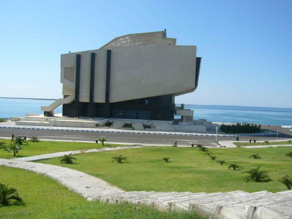 دانشگاه دریانوردی و علوم دریایی چابهار