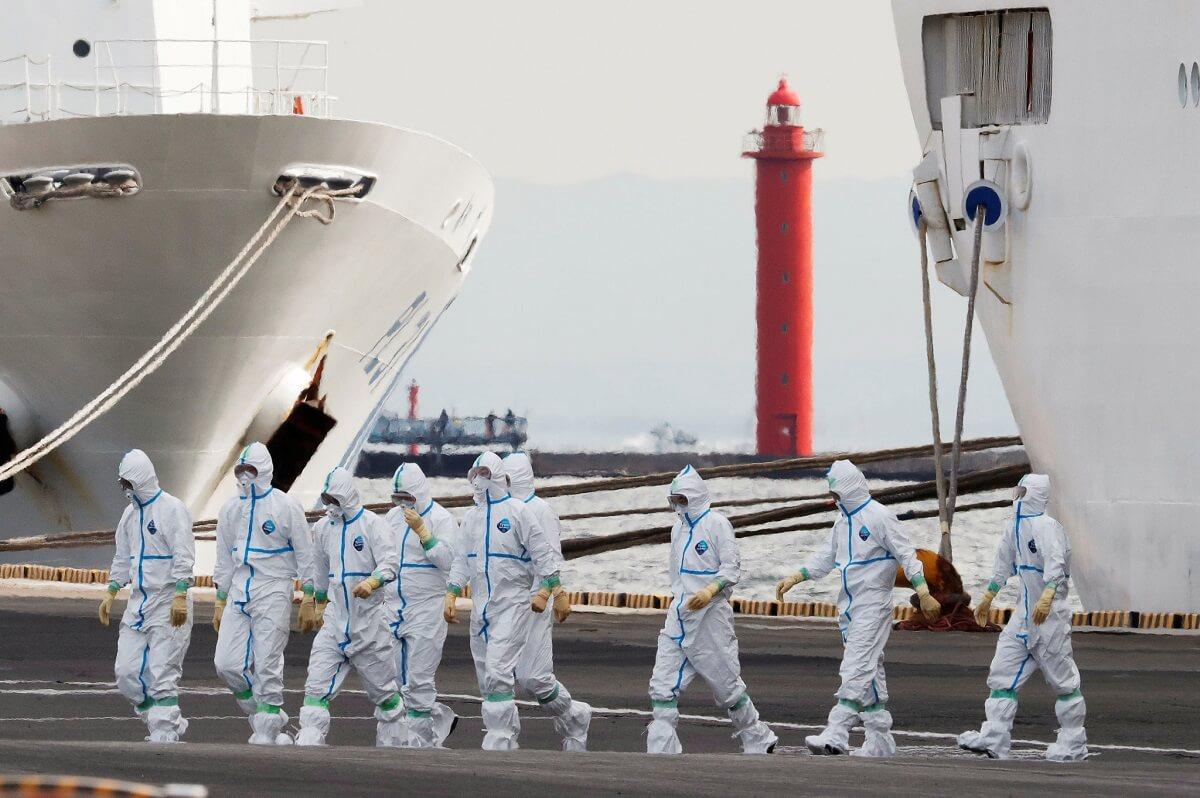اثرات کرونا بر صنعت حملونقل دریایی