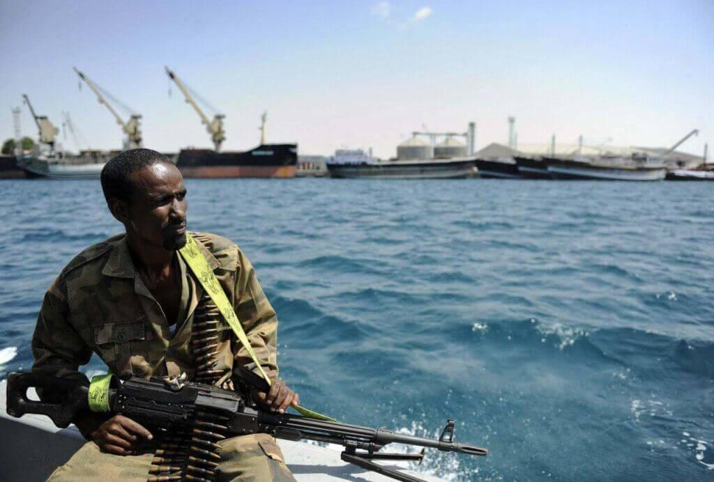دزدادن دریایی نفت خلیج عدن