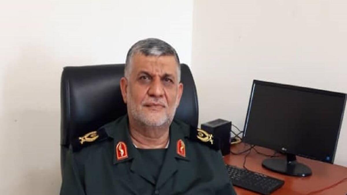 سردار احمد راستی - معاونت نوآوری توسعه و پژوهش نیروی دریایی سپاه