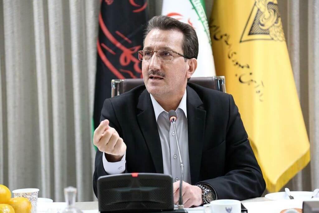 سعید رسولی معاون ویر راه و مدیرعامل شرکت راهآهن جمهوری اسلامی ایران
