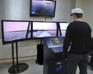 سمیلاتورهای خانگی برای آموزش دریانوردان در دوران کرونا